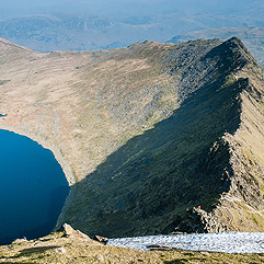 Helvellyn landscape photography