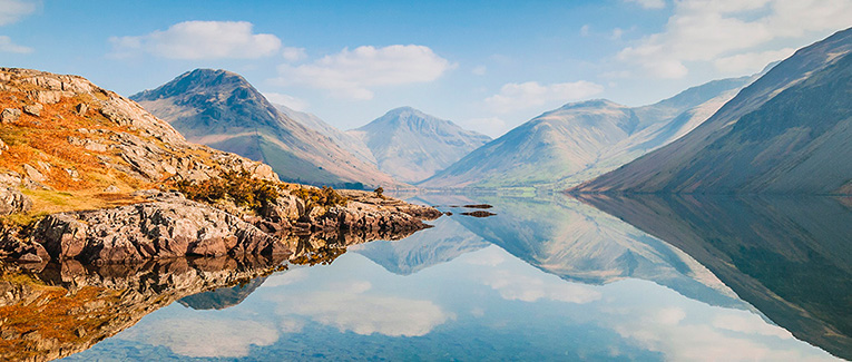 Wastwater in the Lake District - Landscape Photography